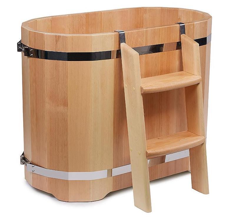 Деревянные купели для бани. какая древесина лучше?