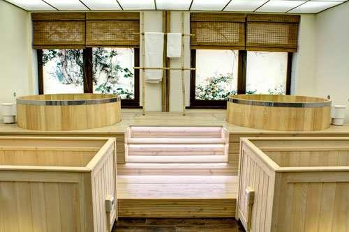 Spa-отдых, японская баня офуро