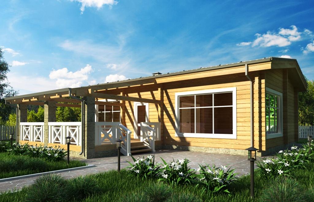 Баня с беседкой — проекты совмещения под одной крышей двух разных помещений (85 фото)
