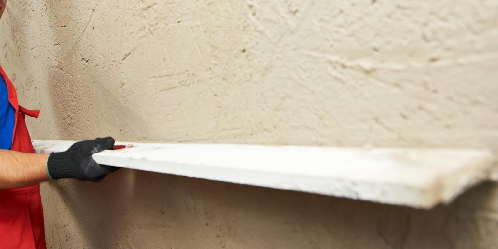 Выравнивание стен своими руками: пошаговая инструкция, видео