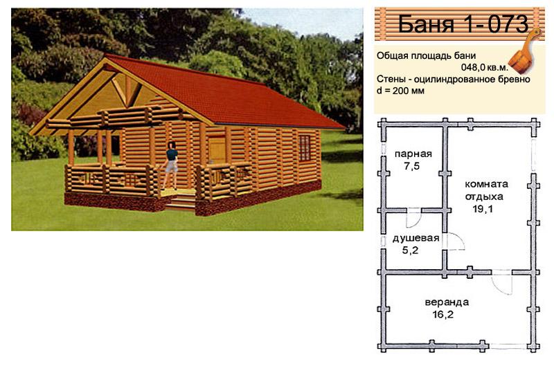 Баня на даче проекты