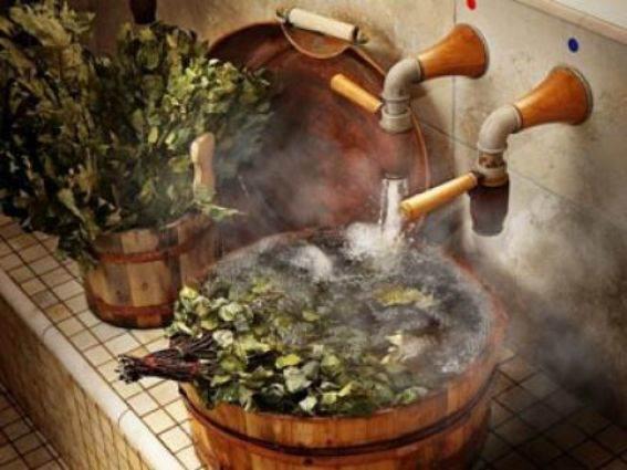 Как запарить веник из березы для бани?