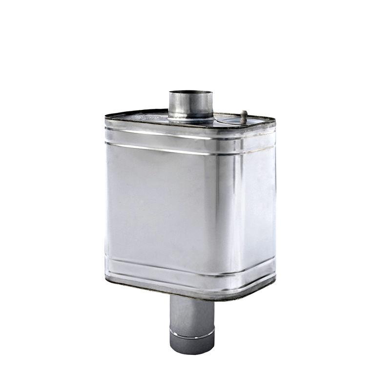 Бак для воды на трубу для бани