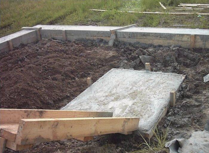 Фундамент под печь в бане: нужен ли, под железную, металлическую или кирпичную печку