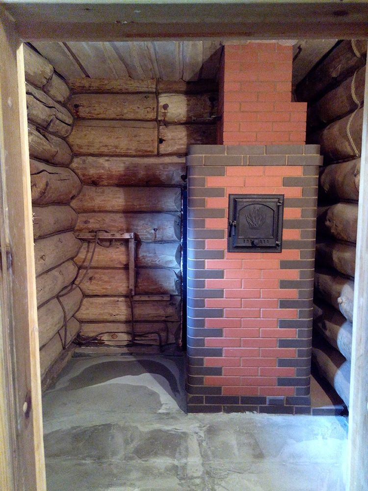 Как построить печь из кирпича для бани – от теории до практики