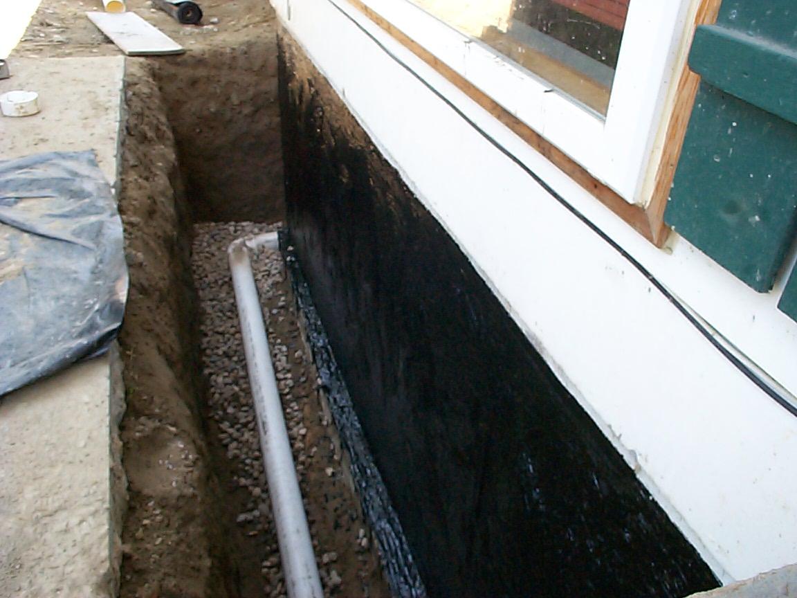 Гидроизоляция бани изнутри: выбор материалов, технология монтажа