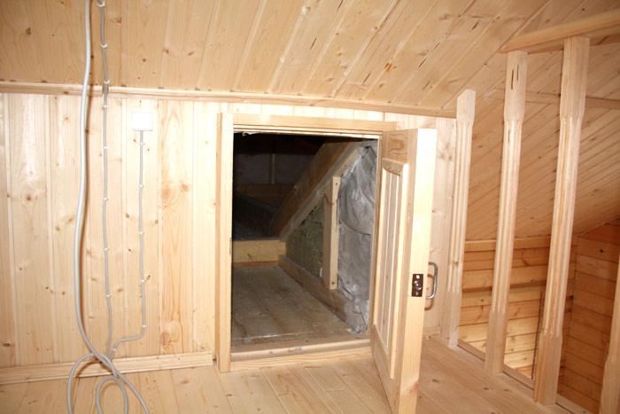 Утепление предбанника: пол, стены, потолок, двери, окна