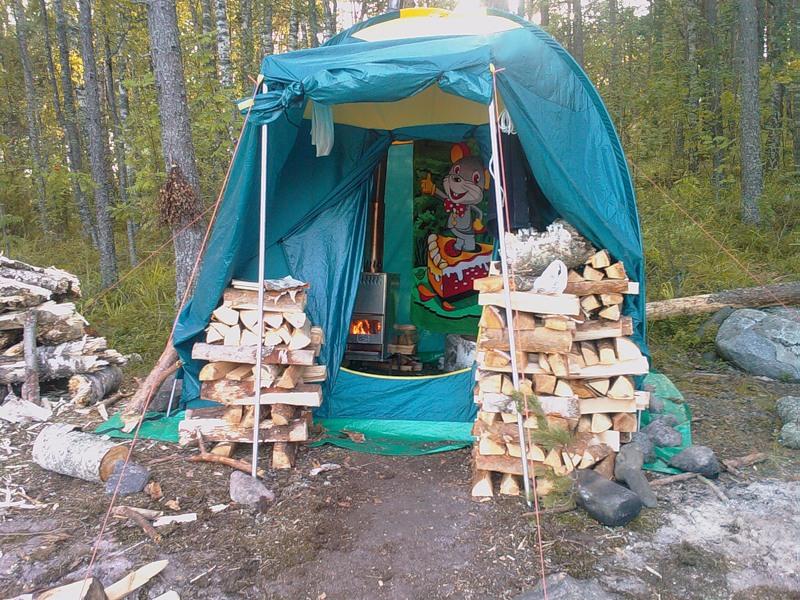 Легкие палатки - выбираем лучшую