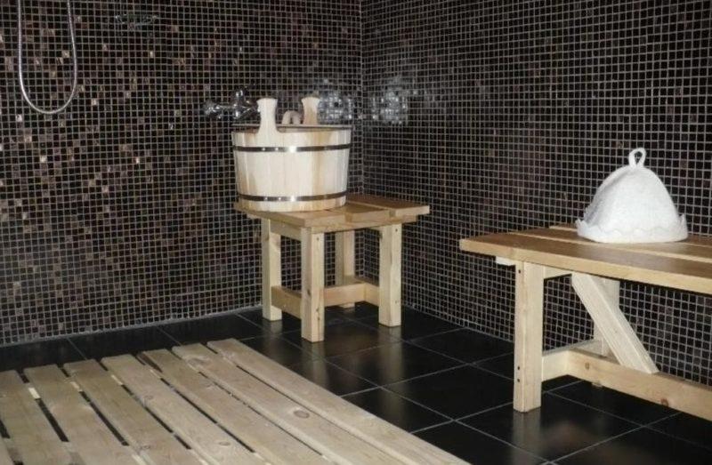 Как утеплить пол в бане в помывочной: подробная инструкция