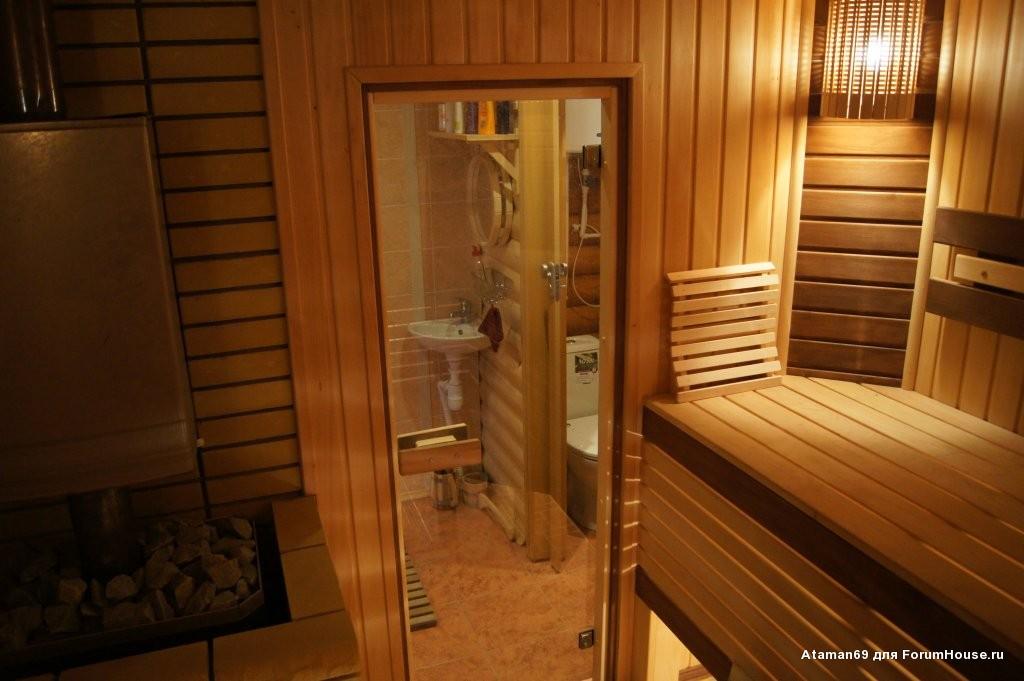 Двери баня парилка