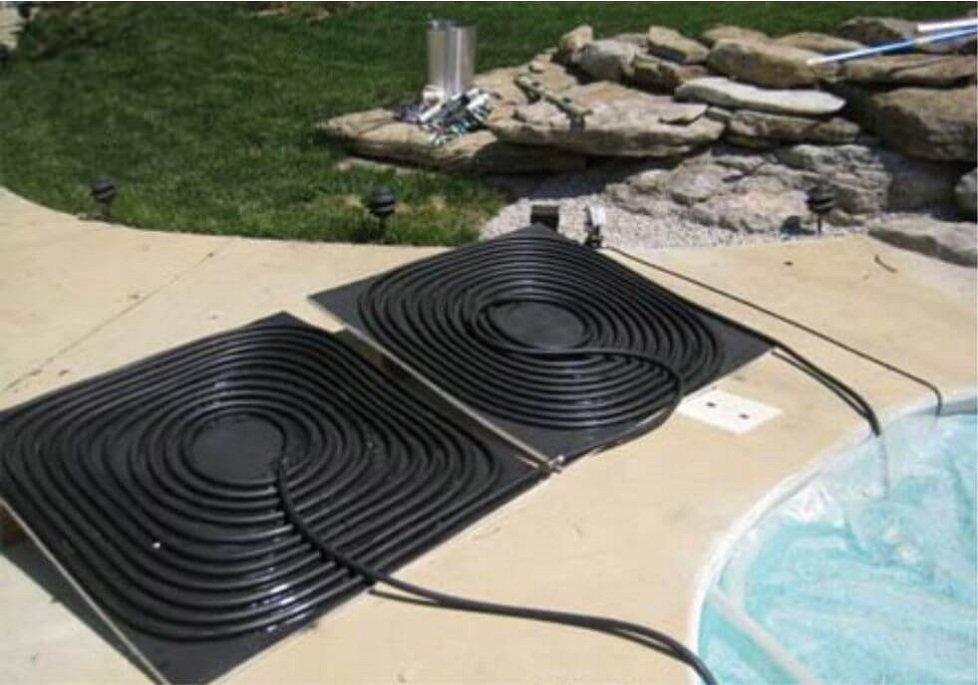 Подогрев воды в бассейне на даче: основные способы нагревания воды в бассейне