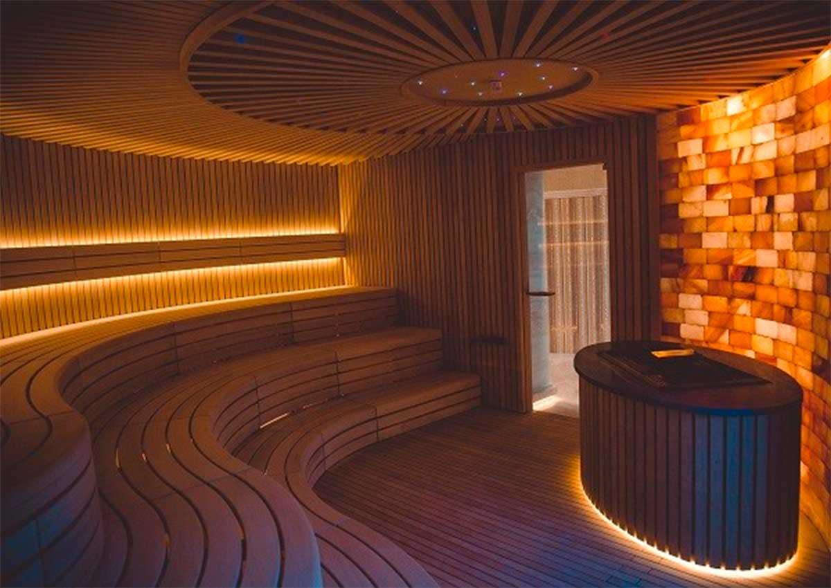 Высота потолка в бане - проектирование помещений!