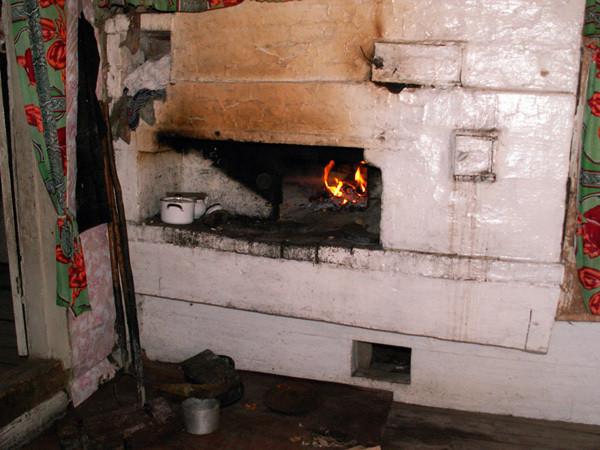 Что делать если угорел от печки
