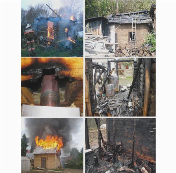 Тушение пожаров в банях-саунах: рекомендации ртп и меры безопасности