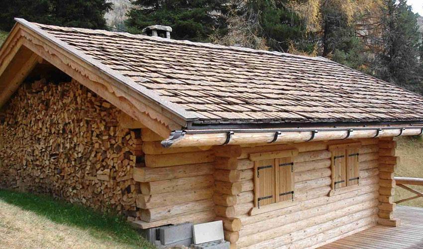 Какую крышу выбрать для бани -