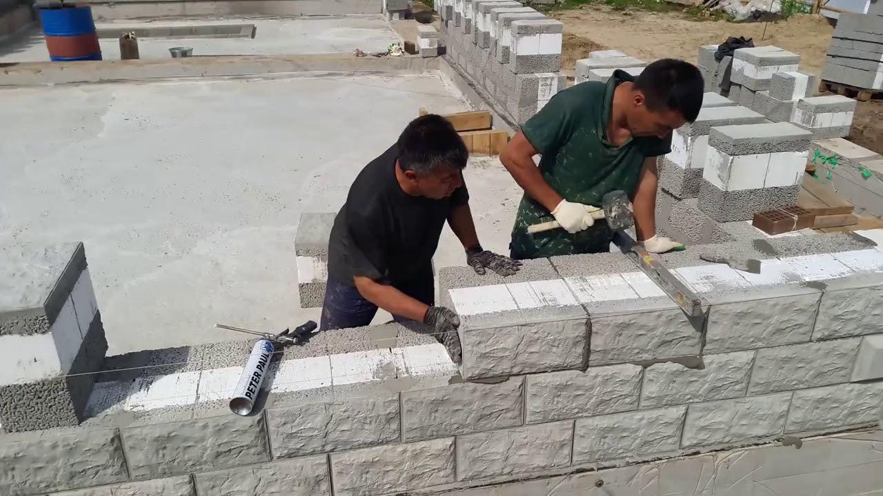 Теплоэффективные блоки для строительства «теплостен», виды, характеристики и преимущества