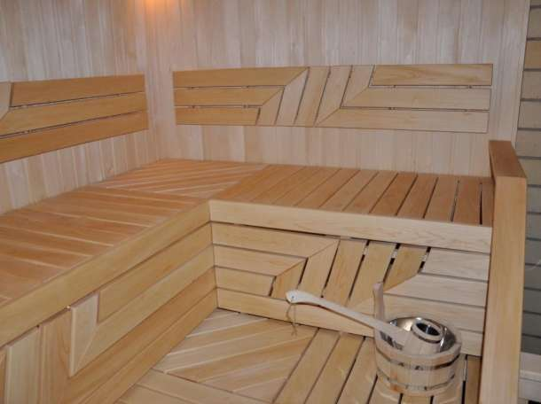 Строительство бани от фундамента до крыши.