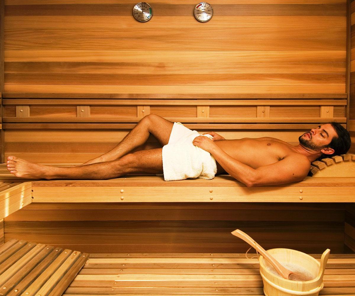 Польза бани для мужчин, чем полезна для здоровья