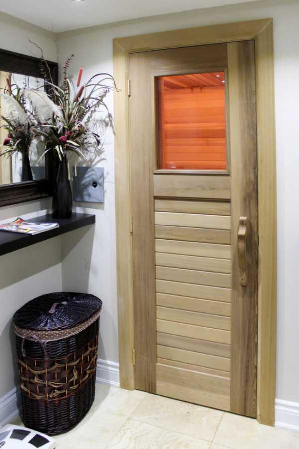 Двери для бани
