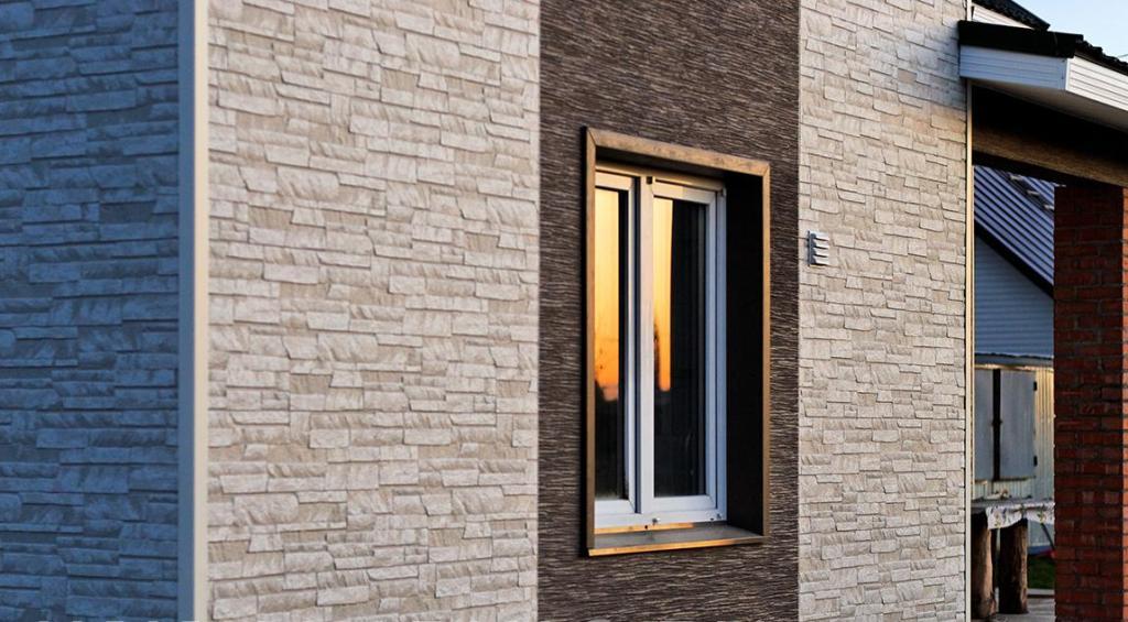 Фиброцементные фасадные панели: фото, видео, характеристики, размеры