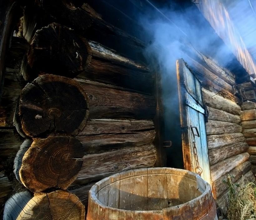 Баня по-черному своими руками: особенности постройки | построить баню ру
