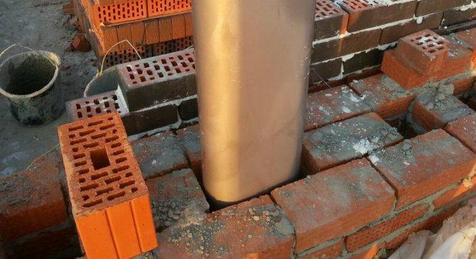 Дымоходы фуранфлекс (furanflex, полимерные): установка, обзор