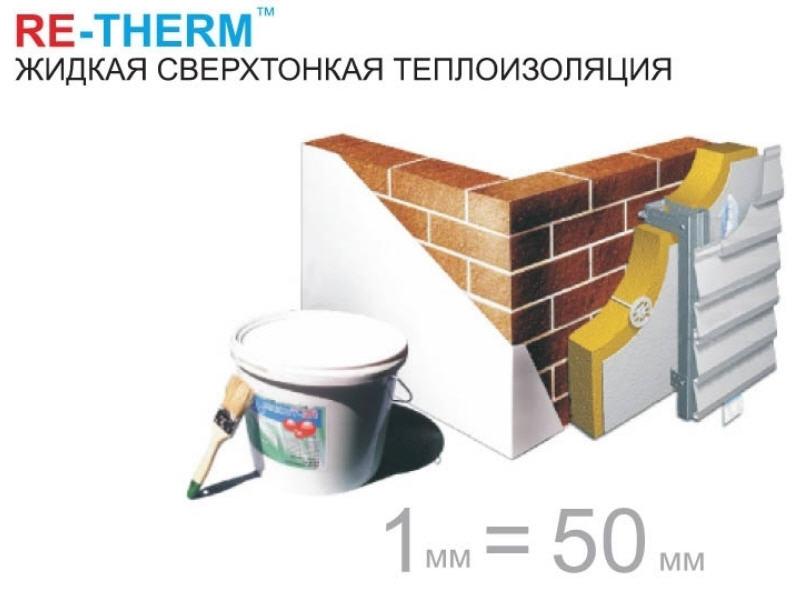 Жидкая теплоизоляция астратек: отзывы, характеристики материала