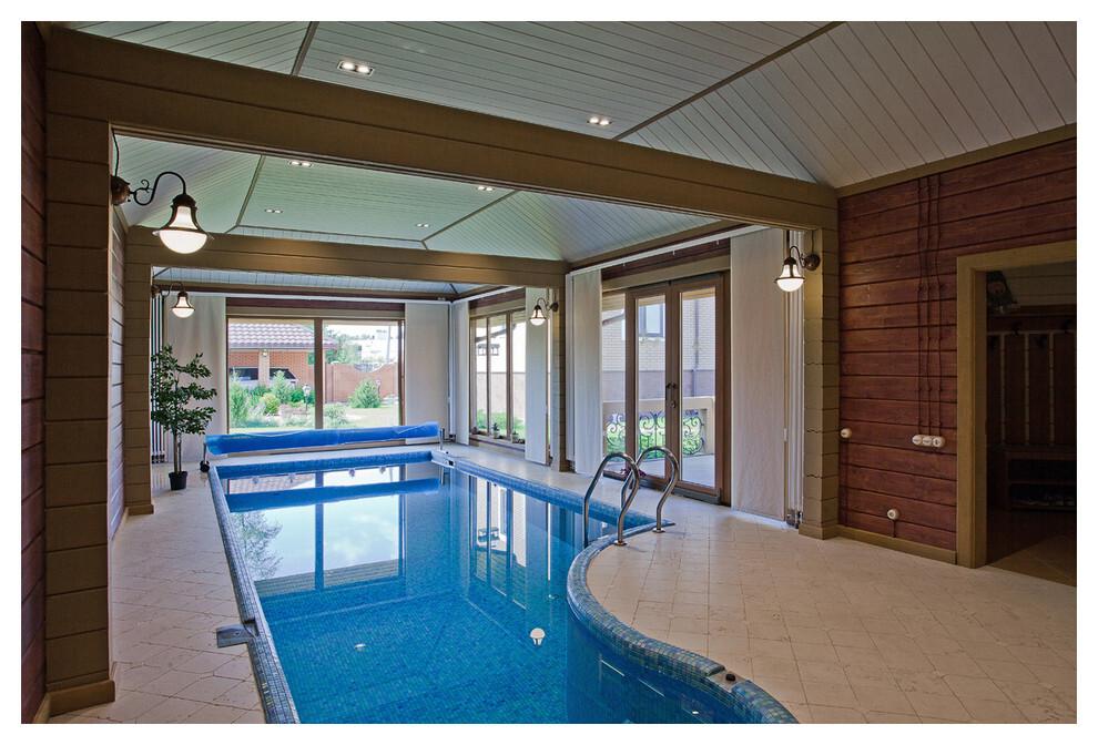 Баня с бассейном: обзор вариантов проектирования и пошаговые рекомендации по строительству своими руками