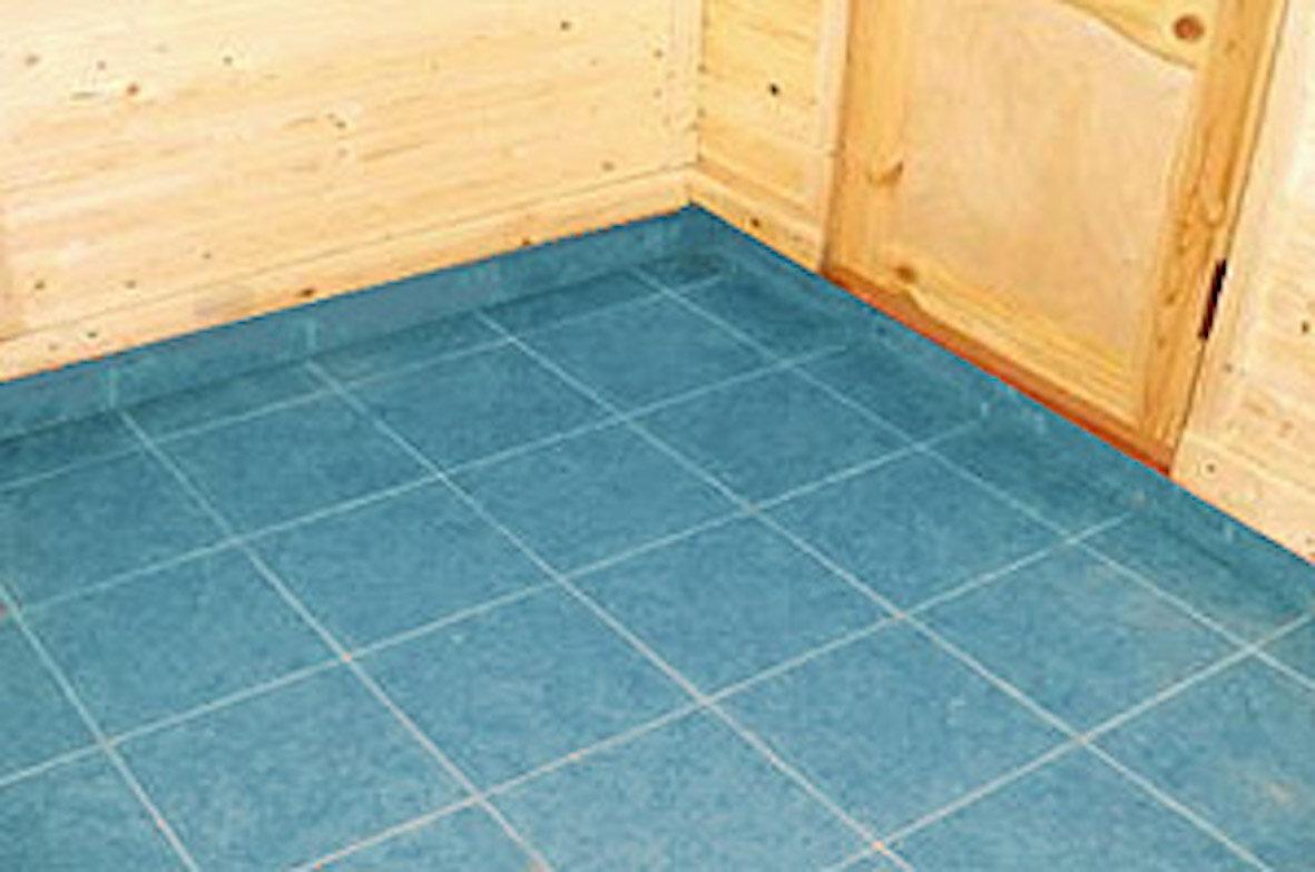 Плитка на пол в баню (39 фото): как выбрать нескользящую кафельную плитку? как положить ее на деревянный пол? напольная плитка в парилку и душевую