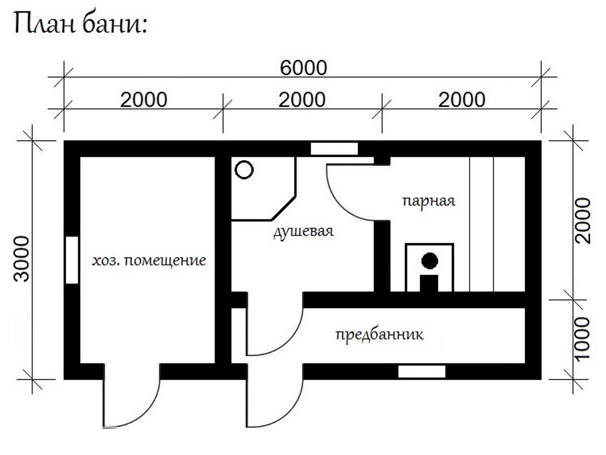 Проекты бани размером 3х4 (34 фото): интерьер каркасной дачи площадью 3 на 4, конструкция из блоков