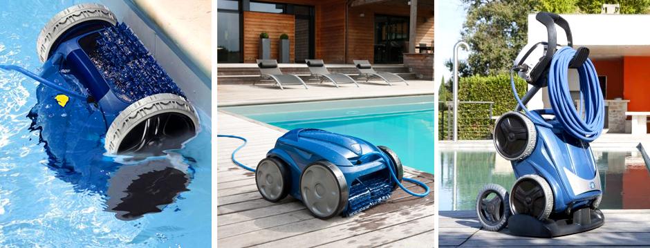 Робот пылесос для бассейна: преимущества пылесосов роботов