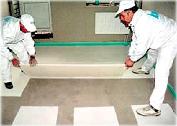 Гвл для пола: укладка листов под деревянное покрытие и плитку, плюсы и минусы звукоизоляции из плит гвл в доме