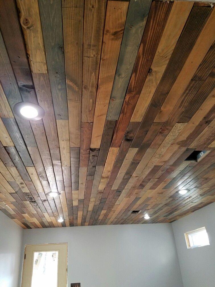 Как изготовить потолок из досок своими руками