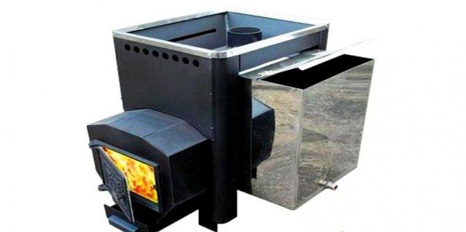 Чугунные дровяные печи для бани: выбираем лучшего производителя