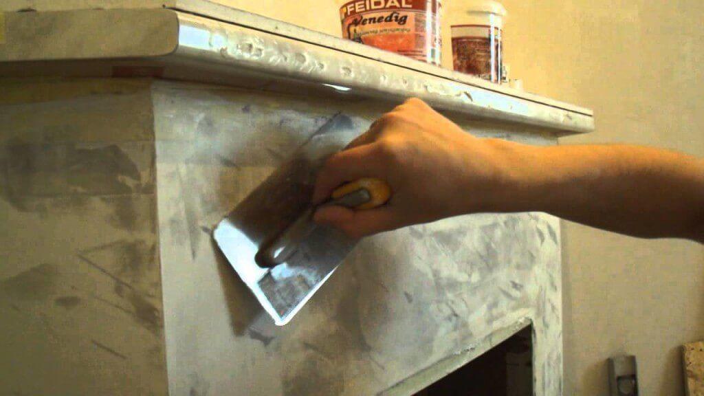Как и чем замазать печку, чтобы она не трескалась от жара