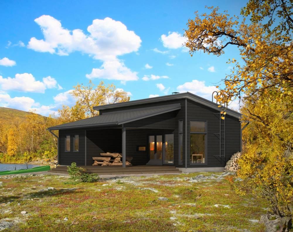 Финские проекты бань из бруса: фото, этапы строительства