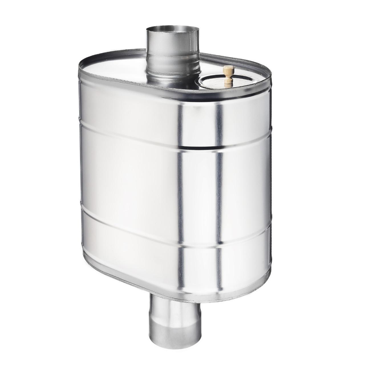 Бак на трубе для бани: виды, принцип работы, размеры и монтаж