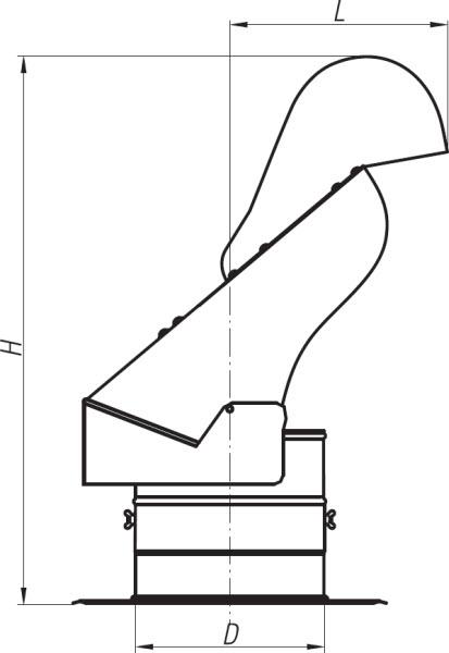 Как сделать флюгер на трубу дымохода своими руками