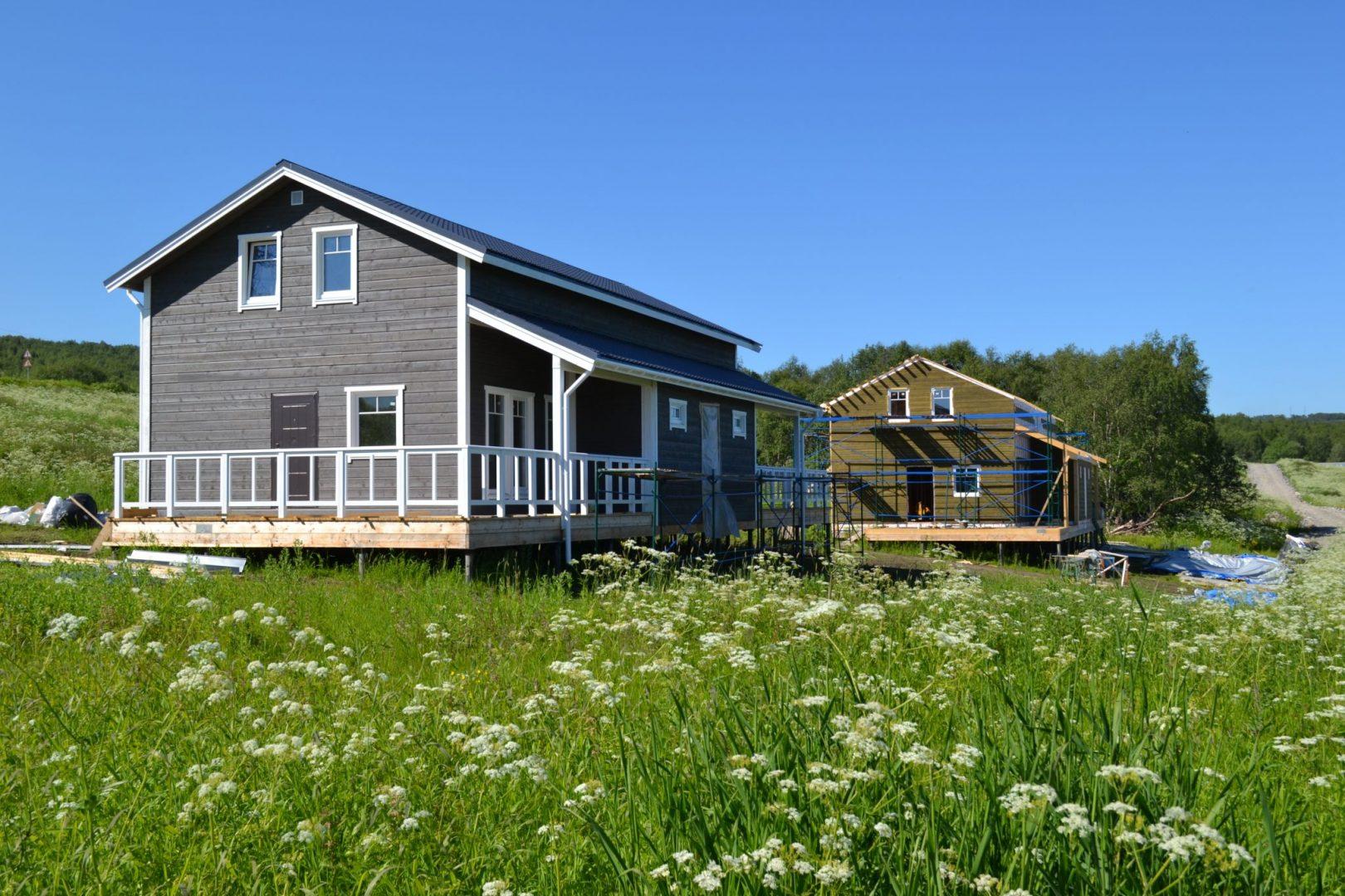 Каркасные дома - плюсы и минусы | деревянные дома под ключ