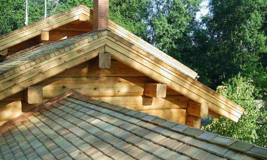Тесовая крыша – достоинства и недостатки, особенности укладки