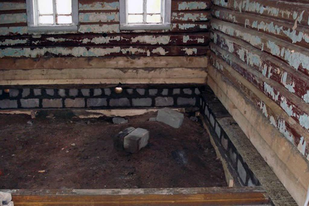 Капитальный ремонт частного дома в деревне своими руками