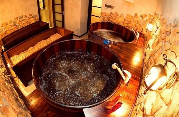 Офуро (японская баня): отличительные особенности, отзывы. японская баня в москве
