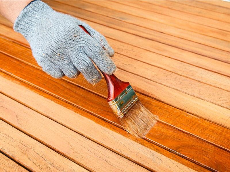 Как обеспечить максимальную защиту древесины от огня?
