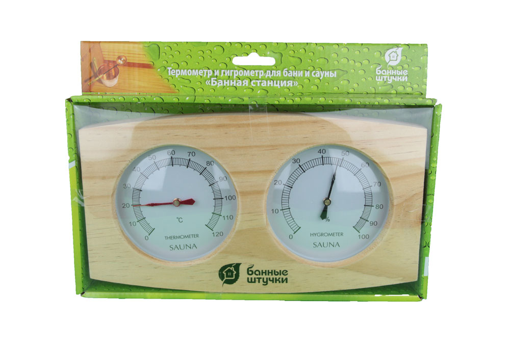 Термометр для бани и банная станция: как и где установить?