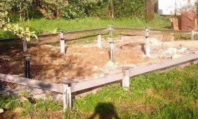 Какой фундамент делать на глинистой почве