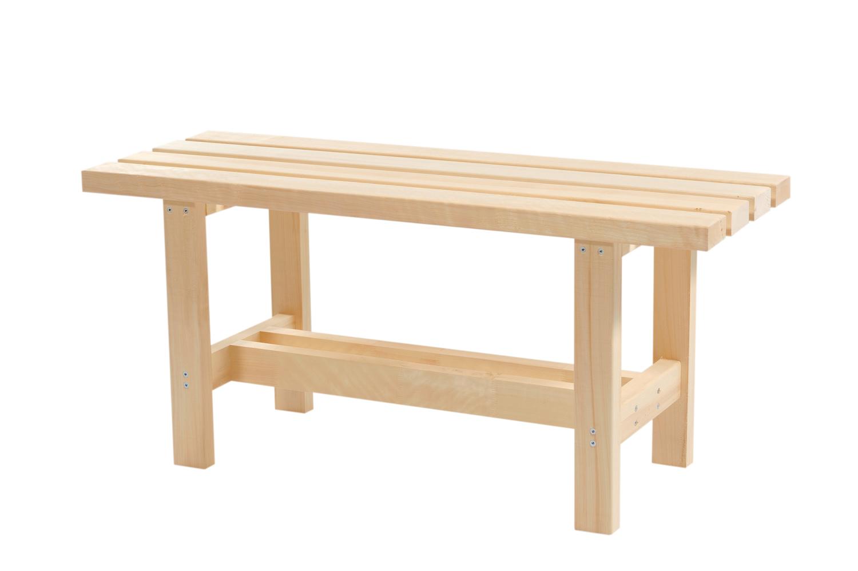 Скамейка для бани своими руками — простые способы создания без лишних усилий!
