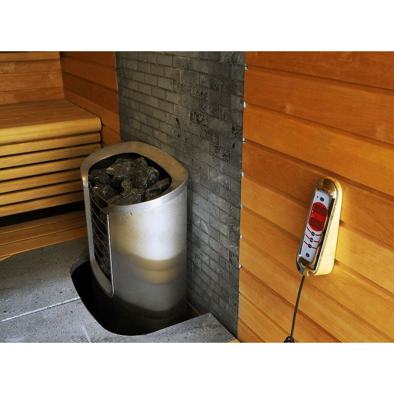 Электрокаменка с парогенератором для сауны: электрические печи для бани с парообразователем - где применять, какие модели есть у известных фирм, отзывы потребителей