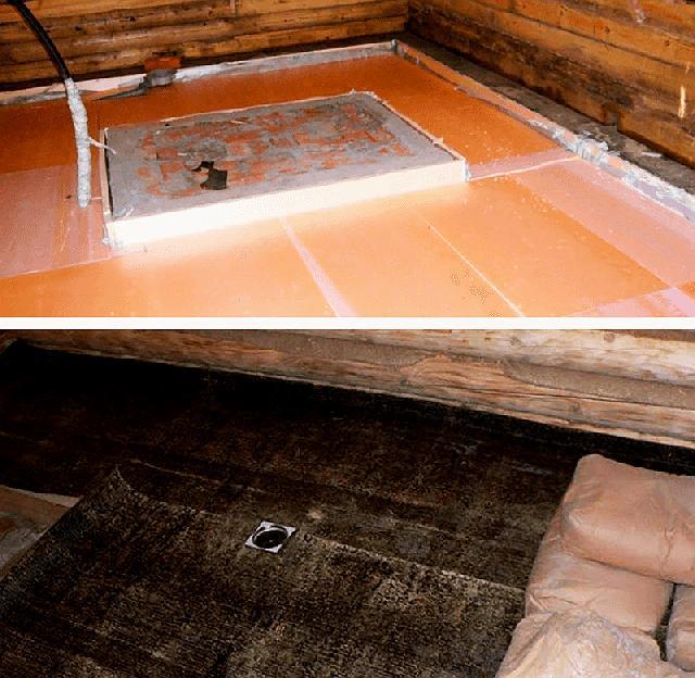 Как сделать пол в бане со сливом: инструкция по монтажу, советы