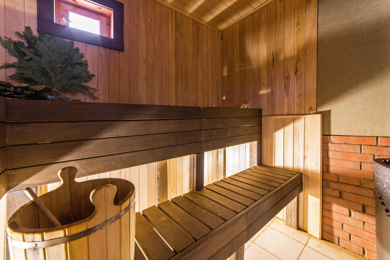 Новые технологии в строительстве бани