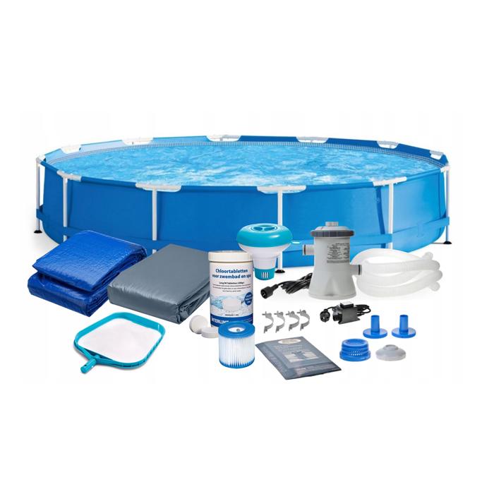 Водоснабжение бассейнов: подбор оборудования + схемы монтажа | гидро гуру